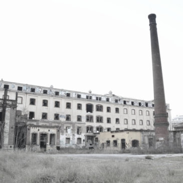 Allatini's factory in Thessaloniki