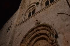 A catholic church in Puglia region